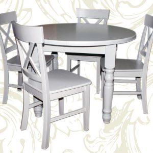 Stół okrągły rozsuwany S-11