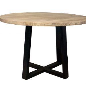 Stół okrągły S-120 dąb